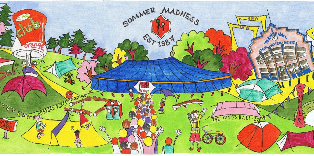 The Summer Madness Journey | Gift Idea