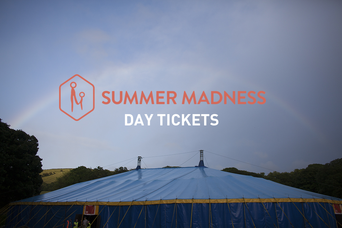 SM17 DAY TICKETS | Now Available Online